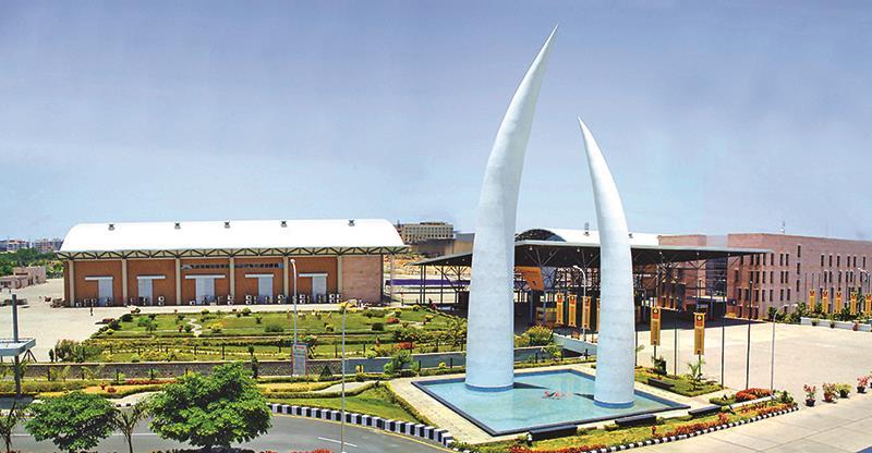 Hitex Exhibition Centre - Hyderabad