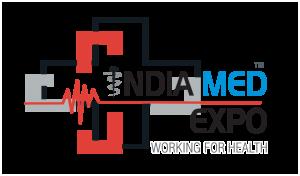 India Med Expo Logo
